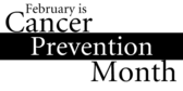 Cancer Prevention Month