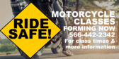 Motorcycle Classes Ride Safe on the road