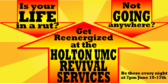 Church Revival Get Reenergized