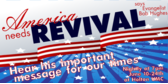 Church Revival USA Needs It