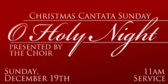 Church Special Service Christmas Contata