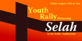 Youth Group Rally With Guest