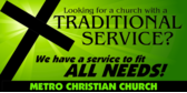 Church With All Style Services