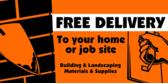 Home Improvement Deliver to Job Site