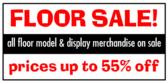 Floor Sale