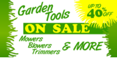 Home Improvement Garden Tools