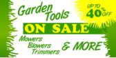 Home Improvement Garden Tools