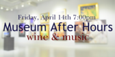 Museum After Hours Gala