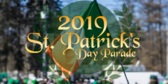 St. Patrick's Day Parade Announcement