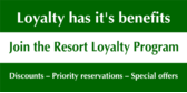 Resort Loyalty Program
