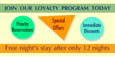 Join Our Loyalty Program Today
