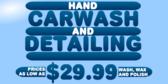 Auto Detailing Hand Wash