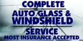 Auto Glass Repair All Kinds