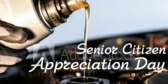 Oil Change for Seniors