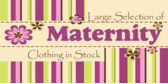 Maternity Clothing In Stock