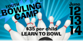 Bowling Youth Camp