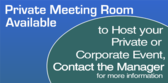 Private Meeting Room Available