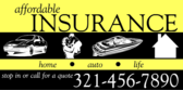 Insurance Affordable All Types