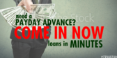 Payday Advance in Minutes