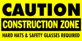 commercial contractor safety banners and signs