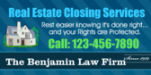 Real Estate Law Firm