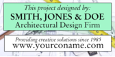 Architectural Design Firm
