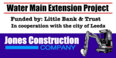 Water Main Extention