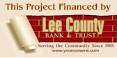 Project Financed By