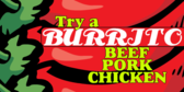 Try a Burrito
