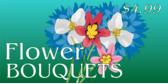 fresh cut flowers signs