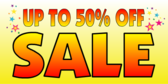 Sale 50 Off Yellow