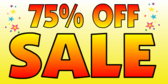 Sale Up To 75% Off Yellow