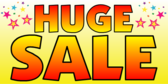 Huge Sale Yellow