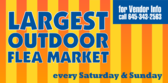 Largest Outdoor Flea Market