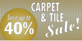 Carpet Tile Sale
