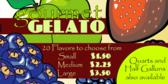 Gourmet Gelato