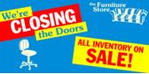 Closing Doors Sale