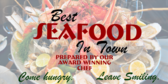Best Seafood in Town