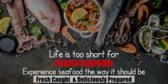Fresh Seafood Not Frozen