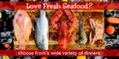 Wide Variety of Fresh Seafood