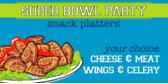 Super Bowl Party Platters