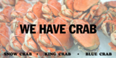 We Have Crab