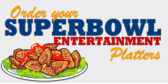Order Your Superbowl Platters