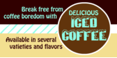 Iced Coffee Coffee Boredom