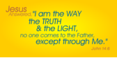 Way Truth Light