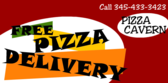 Free Pizza Delivery