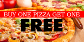 Pizza BOGO