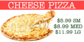 Cheese Pizza Offers