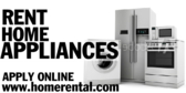 Rent Appliances with Website