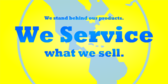 Appliance Service What We Sell
